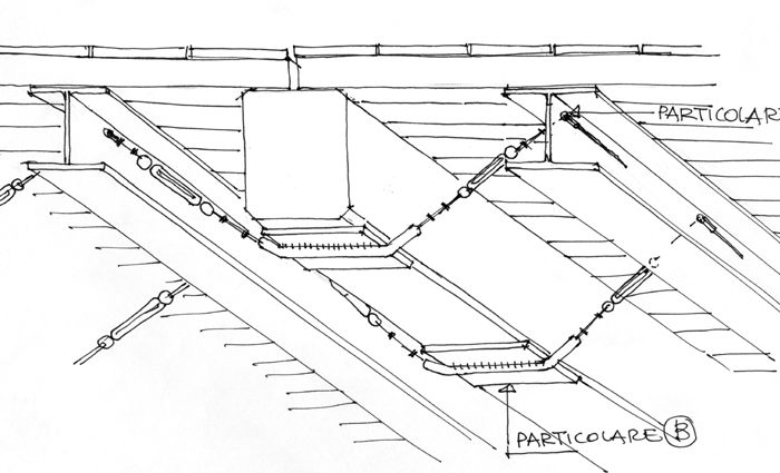 CONSOLIDATION OF ATTIC PAVEMENT ON THE III FLOOR OF PALAZZO BOURBON - RANIERI DI SORBELLO IN PERUGIA