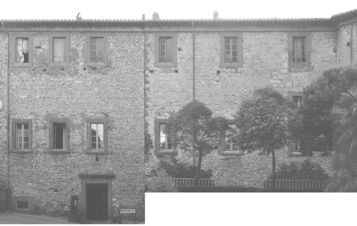 RECOVERY OF MONUMENTAL COMPLEX OF PALAZZO DELLA CORGNA, TOWN WALLS, WALK AND GARDENS