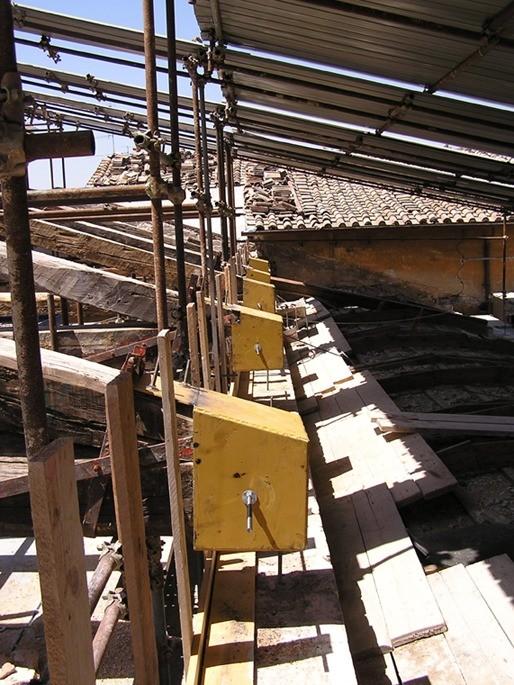 INTERVENTIONS TO REPAIR AND RESTORE THE SAN FRANCESCO AL PRATO COMPLEX A PERUGIA