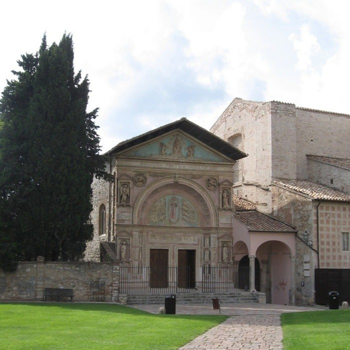 PRELIMINARY AND EXECUTIVE PROJECT AND SAFETY COORDINATION DURING THE PLANNING PHASE OF INTERVENTIONS TO REPAIR AND RESTORE THE SAN FRANCESCO AL PRATO COMPLEX IN PERUGIA