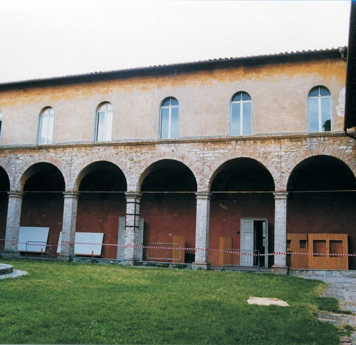 PRELIMINARY AND EXECUTIVE PROJECT AND SAFETY COORDINATION DURING THE PLANNING PHASE OF INTERVENTIONS TO REPAIR AND RESTORE THE SAN FRANCESCO AL PRATO COMPLEX A PERUGIA