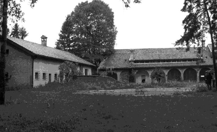 "DEFINITIVE AND EXECUTIVE DESIGN FOR THE RESTORATION WORKS OF THE "" CASCINA OSLERA"" WITHIN ""LA MANDRIA "" PARK - TURIN"