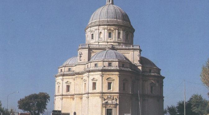 CONSOLIDATION OF SANTA MARIA DELLA CONSOLAZIONE IN TODI