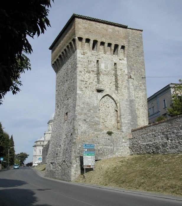 STRUCTURAL PROJECT AND SAFETY COORDINATION FOR RESTORATION, CONSERVATION AND CONSOLIDATION WORK ON THE CITY WALLS OF TODI