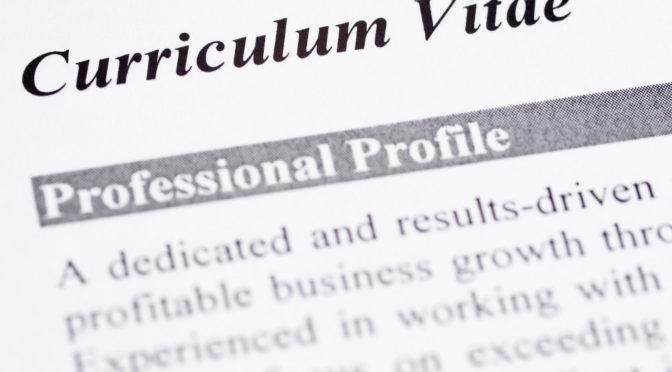 Curriculum Vitae Ing. Arch. Massimo Mariani