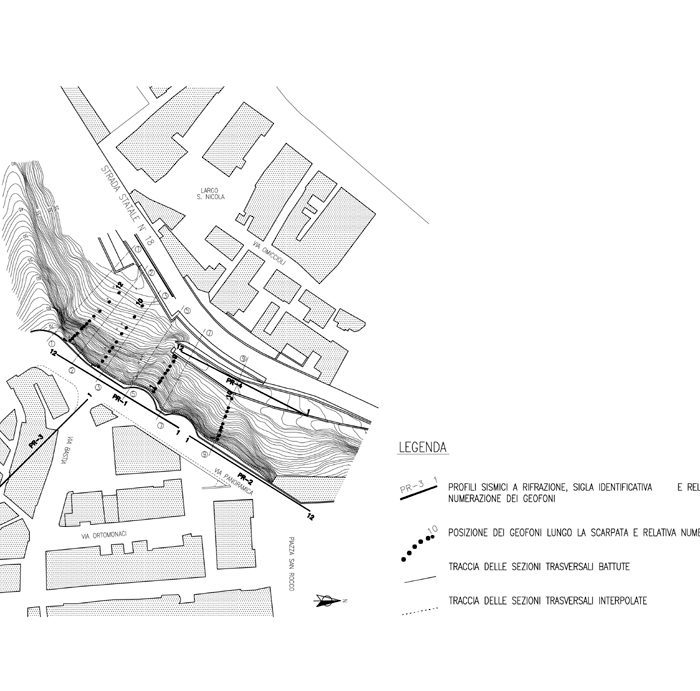 EXECUTIVE PROJECT FOR INTERVENTION ON RESIDENTIAL CENTRE - SCILLA
