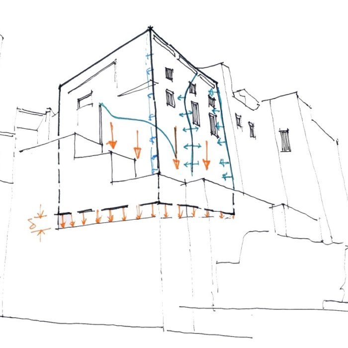STUDIES FOR THE STABILIZATION OF THE ERBIL CITADEL SLOPE AND THE PERIMETER FACADES