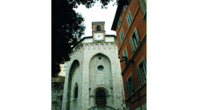 REPAIR, IMPROVEMENT AND RESTORATION OF THE TEMPLE OF ST. ERCOLANO IN PERUGIA DAMAGED DURING EARTHQUAKE OF 26.09.1997.