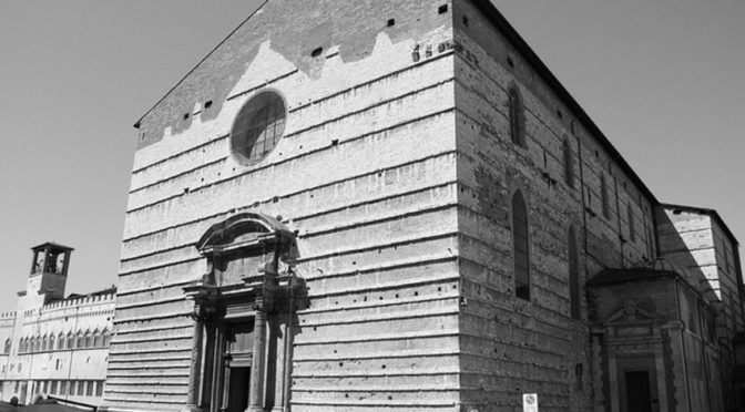 PRONTO INTERVENTO PER LA VERIFICA STRUTTURALE DELL'AREA ARCHEOLOGICA DEL DUOMO DI PERUGIA