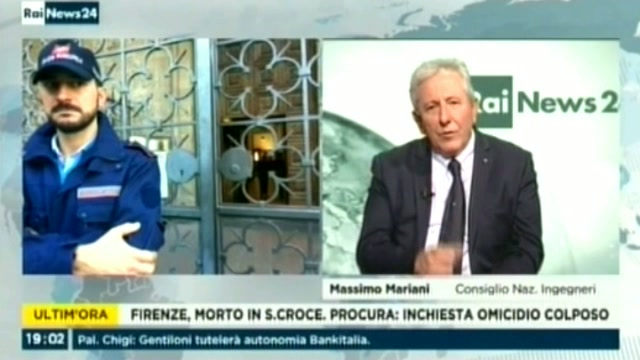 Ing. Arch. Massimo Mariani – Intervista Skytg24 17-10-2017