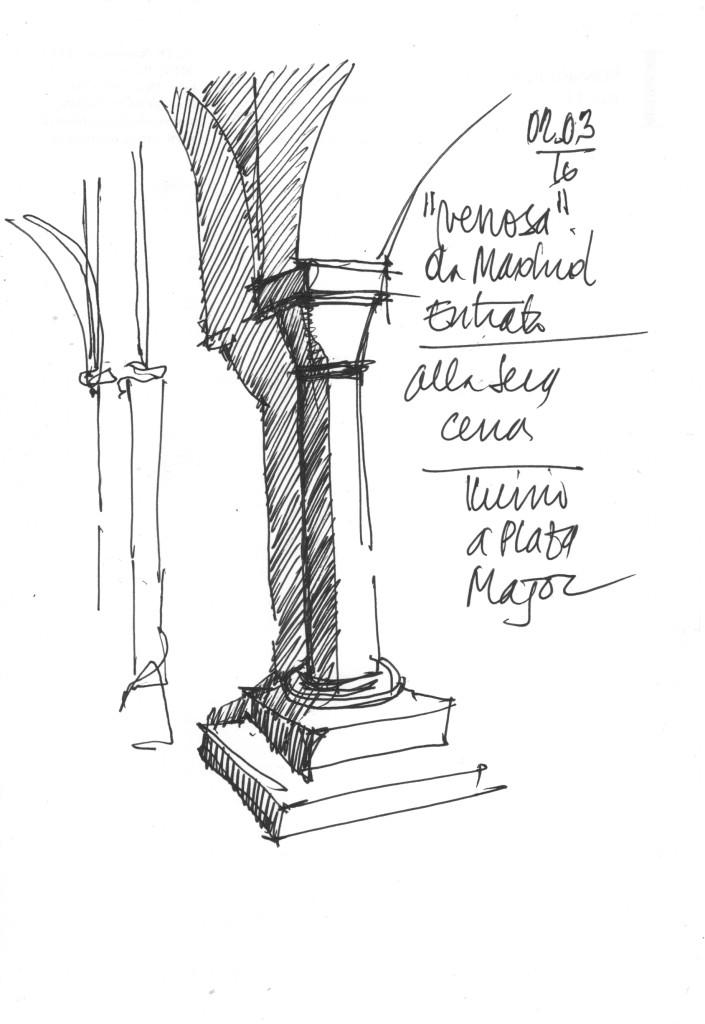 Ing. Arch. Massimo Mariani Disegno Mano libera. Artworks.  (3)