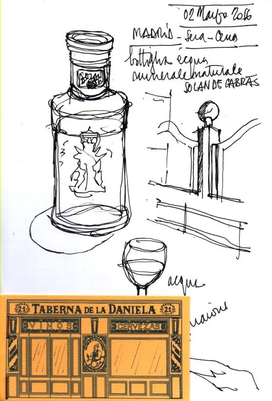 Ing. Arch. Massimo Mariani Disegno Mano libera. Artworks.  (4)