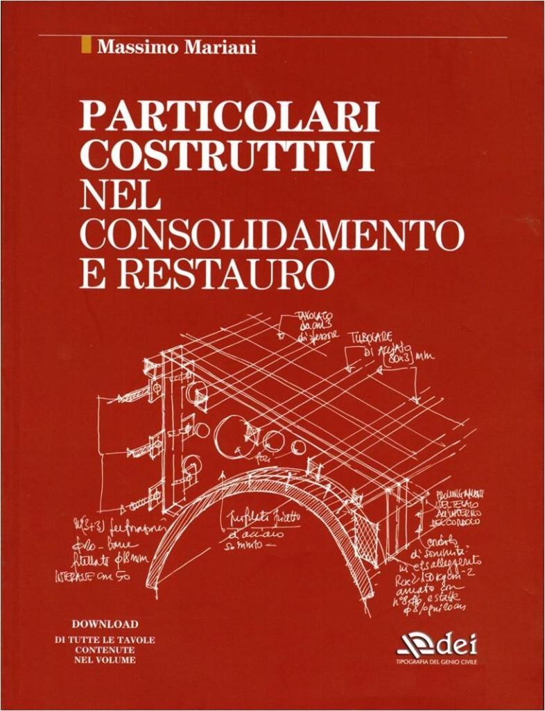Massimo Mariani Particolari costruttivi libro Copertina