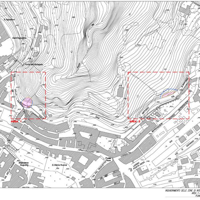 Progetto Risanamento della frana in viale Sant Antonio (10)