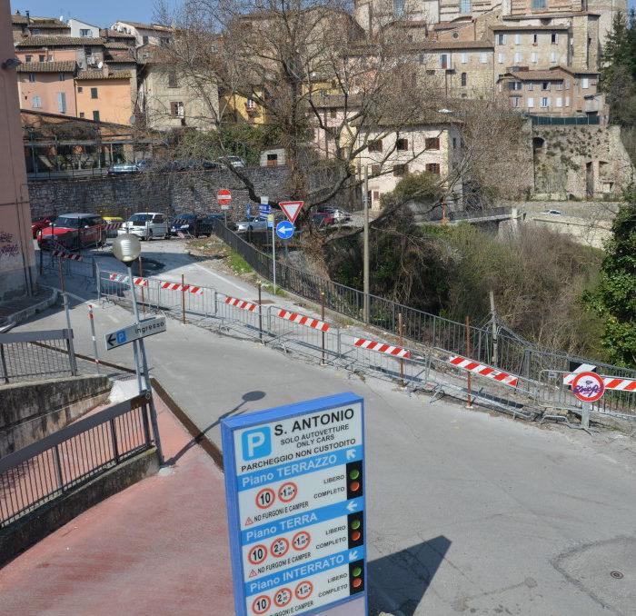 Progetto Risanamento della frana in viale Sant Antonio (4)