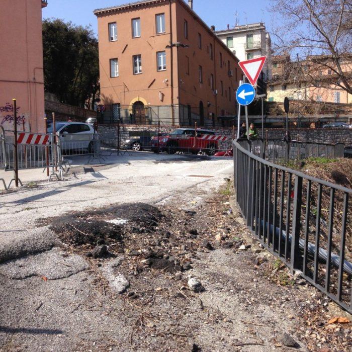 Progetto Risanamento della frana in viale Sant Antonio (6)