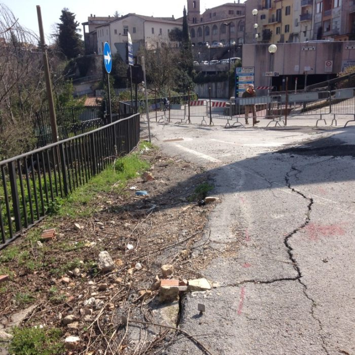 Progetto Risanamento della frana in viale Sant Antonio (8)
