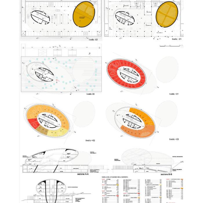 Concorso di idee per la REALIZZAZIONE DELLA NUOVA SEDE DELL'ASSOCIAZIONE DEGLI INDUSTRIALI DELLA PROVINCIA DI PERUGIA, NEL COMUNE DI PERUGIA, LOCALITÀ PISCILLE E SISTEMAZIONE DEGLI SPAZI ESTERNI, bandito da Confindustria Perugia - Associazione degli Industriali della Provincia di Perugia, 2007. (progetto menzionato) Gruppo di partecipazione: dott. Competition for the CONSTRUCTION OF THE NEW HEADQUARTERS OF THE ASSOCIATION OF INDUSTRIAL PROVINCE OF PERUGIA, IN THE CITY OF PERUGIA, PISCILLE LOCATION AND POSITIONING THE OUTDOOR SPACES, banned by Confindustria Perugia - Industrial Association of the Province of Perugia, 2007. (mentioned project ) investment Group: Dr. ing. ing. arch. arch. Massimo Mariani Studio Bargone Architetti Associati prof. Massimo Mariani Studio Bargone Associated Architects prof. arch. arch. Fabrizio Rossi Prodi Maragna Inc. Hariri – Pontarini Architects Fabrizio Rossi Prodi Maragna Inc. Hariri - Pontarini Architects