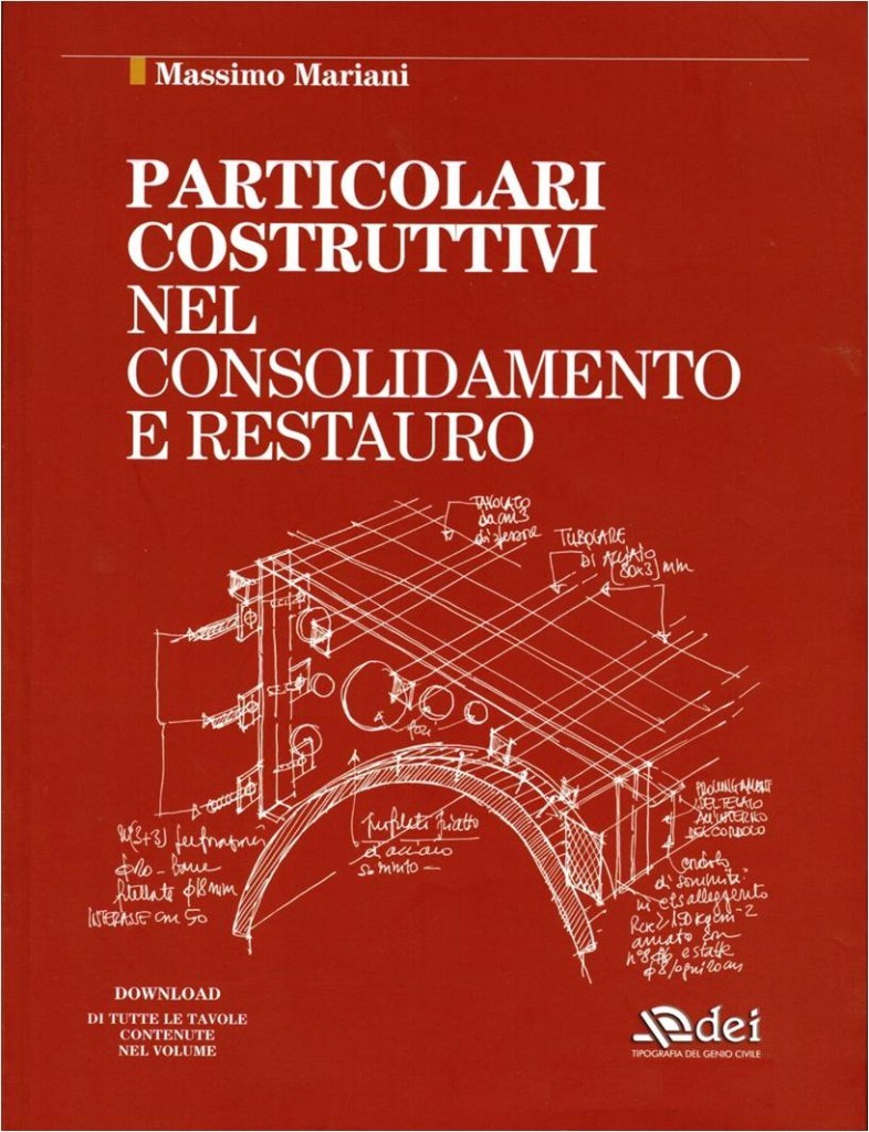 Massimo Mariani Building Details Book Cover