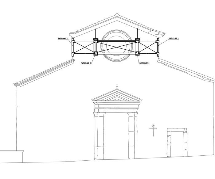 EXECUTIVE PROJECT FOR CONSOLIDATION AND RESTORATION OF THE CHURCH OF SANTA MARIA ASSUNTA IN SELLANO (PG)