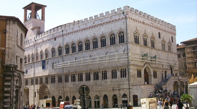 EXECUTIVE PROJECT FOR STRUCTURAL WORK AND CONSOLIDATION OF EARTHQUAKE DAMAGE CAUSED 26.09.1997 AND LATER.  PALAZZO DEI PRIORI DI PERUGIA