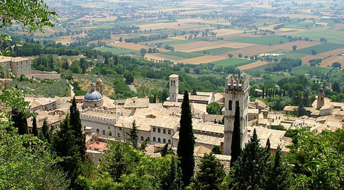 FUNCTIONAL IMPROVEMENT TO INFRASTRUCTURE – ASSISI TOWN CENTRE