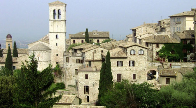 EXECUTIVE PROJECT FOR THE CONSOLIDATION OF THE CHURCH OF SANTA MARIA MAGGIORE IN ASSISI