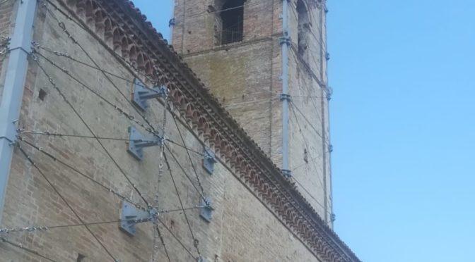"""<span lang =""""it"""">APPIGNANO DEL TRONTO – Chiesa di San Giovanni Battista</span>"""
