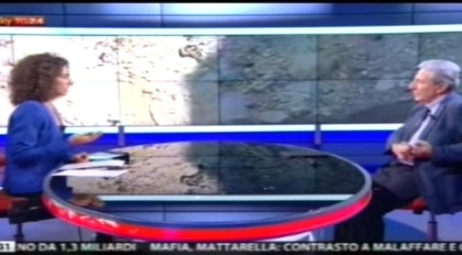 "<span lang =""it"">Massimo Mariani Consigliere CNI ospite a SkyTg24</span>"